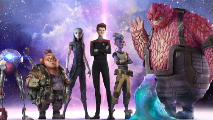 Star Trek: Prodigy - First Look Teaser Promo, Photos + Press Release