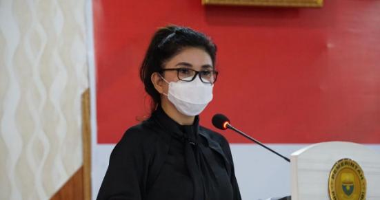 Ketua Komisi IX DPR RI Dukung Pemerintah Terhadap Pecepatan Program Vaksinasi Di Jambi