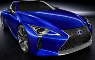What is New with Lexus Green Cars