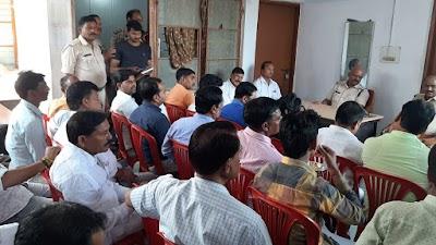 दिनारा क्षेत्र को करेंगे अपराध मुक्त, जुआ-सट्टा की सूचना पुलिस को दें :   राजबीर सिंह गुर्जर | Dinara News