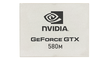 Nvidia GeForce GTX 580M Driver Download