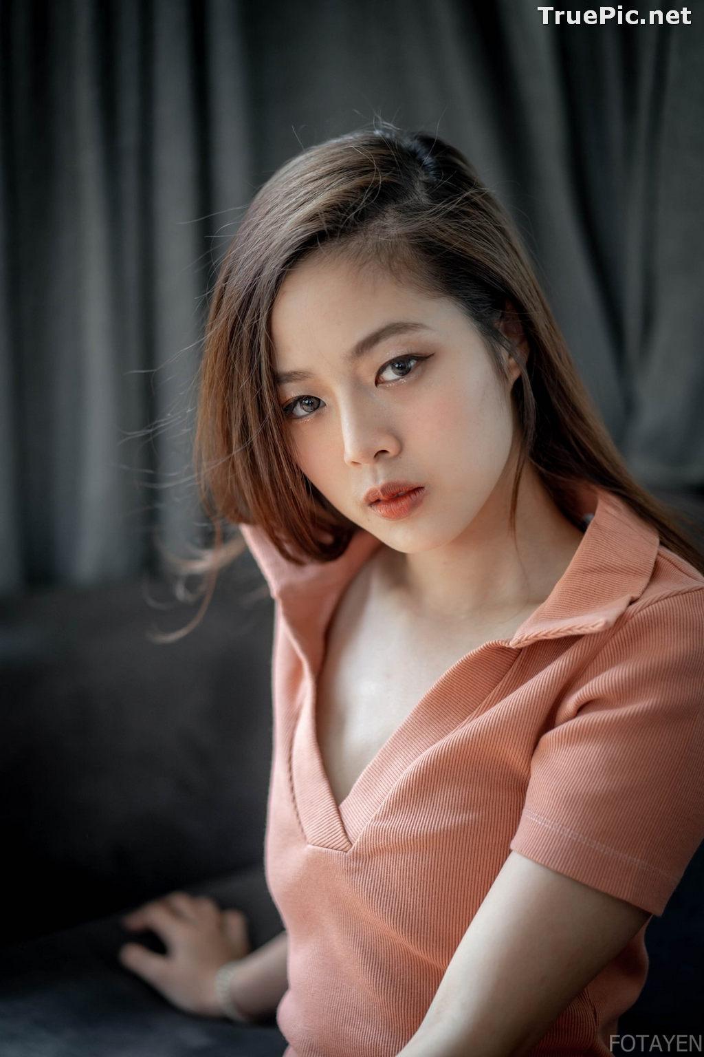 Image Thailand Model - Chanitar Sophawatanon - Pink Lady - TruePic.net - Picture-1