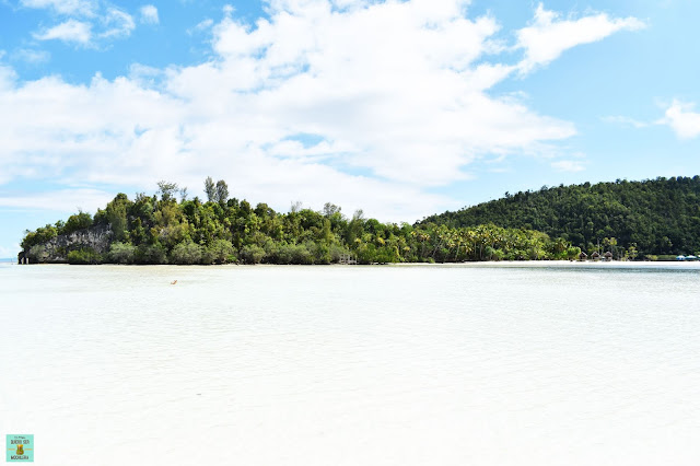 Isla de Ransiwor, Raja Ampat (Indonesia)
