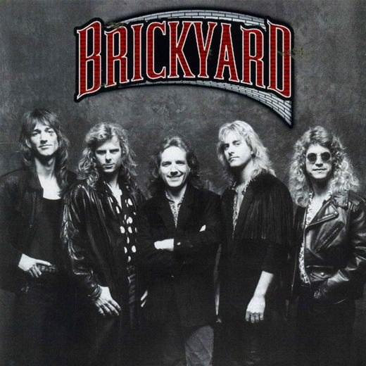 BRICKYARD - Brickyard (CD reissue) full