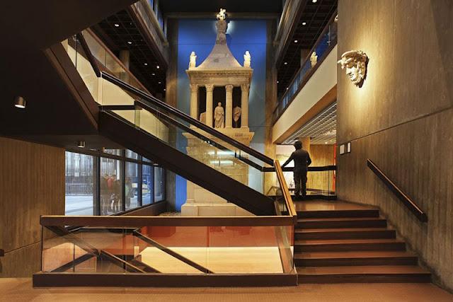 Museu Romano-Germânico em Colônia