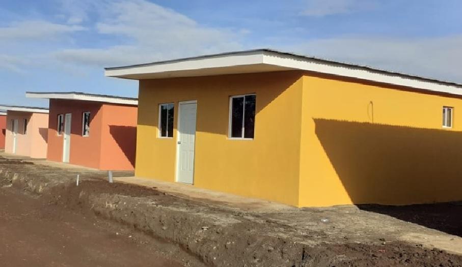 Casas del programa Bismarck Martinez