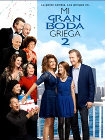 Mi Gran Boda Griega 2 en Español Latino