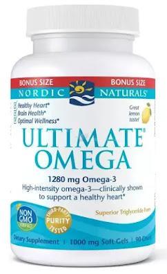 2- Nordic Naturals Ultimate Omega