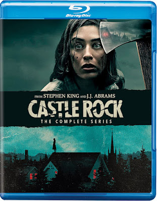 Castle Rock The Complete Series Bluray
