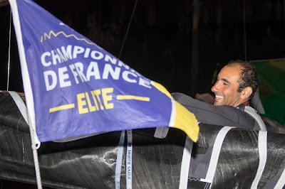 Benjamin Schwartz en tête du championnat de France Elite