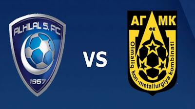 #◀️ مباراة الهلال وأجمك مباشر 27-4-2021 والقنوات الناقلة دوري أبطال آسيا