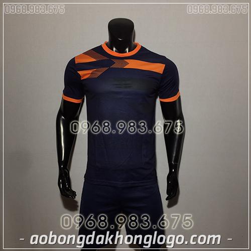 Áo Bóng Đá Ko Logo F50 Adi màu xanh đen