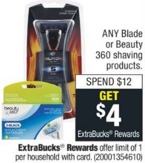 CVS Blade Torq3 Razor Kit & Blade Deal