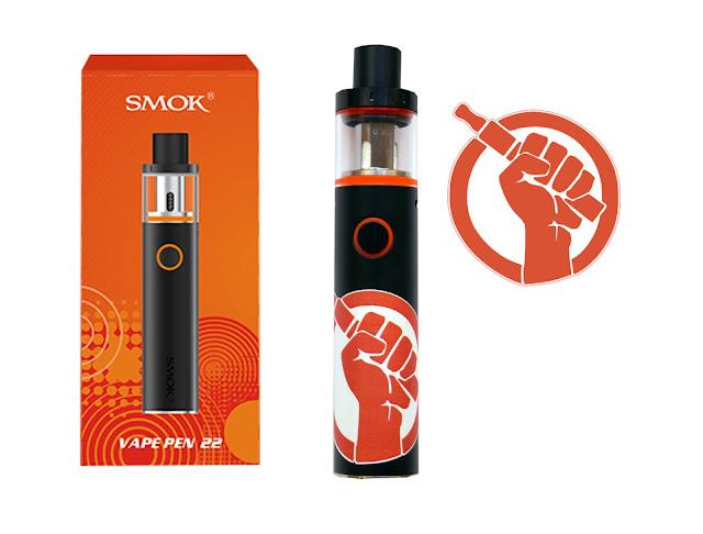 e-Naklejka na baterię e papierosa