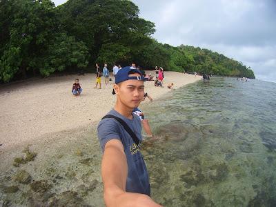 Pantai pasir Putih PANGANDARAN BEACH