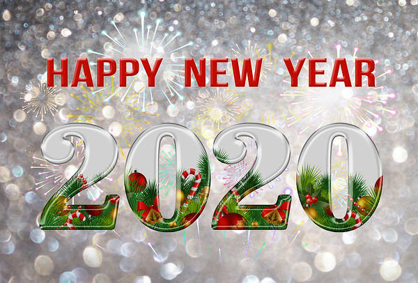 100+ Best Happy New Year 2020 Wishes Quotes Messages for Friends