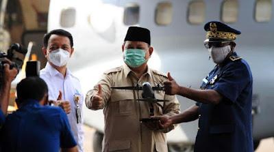 Prabowo Serahkan Pesawat Made in Ri ke Senegal 169 Detail Beasiswa Menteri Pertahanan Prabowo untuk Anak Awak Nanggala-402 KRI