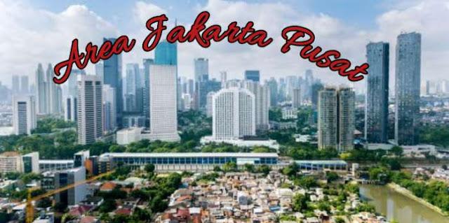 Spot orderan gosend Jakarta pusat