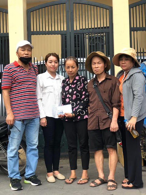 Tin từ hiện trường phiên giám đốc thẩm (GĐT) vụ án bưu điện Cầu Voi