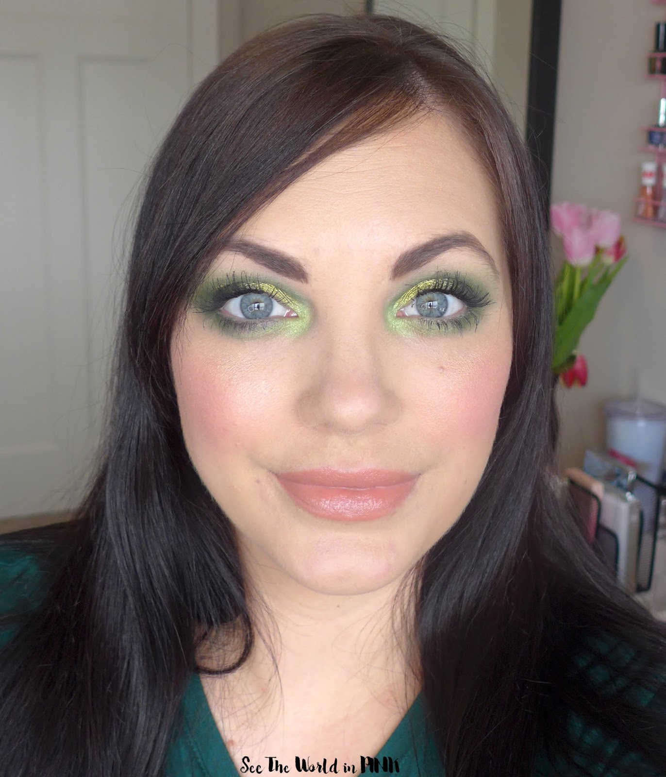 Natasha Denona Bloom Blush & Glow - Swatches, Looks and Review!