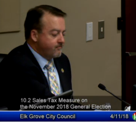 City sales tax revenue up for 12th straight month