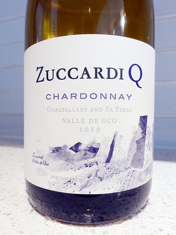 Zuccardi Q Chardonnay 2019 (89 pts)