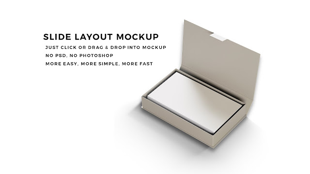 Just Click or Drag & Drop, You can add your images into mockup screen
