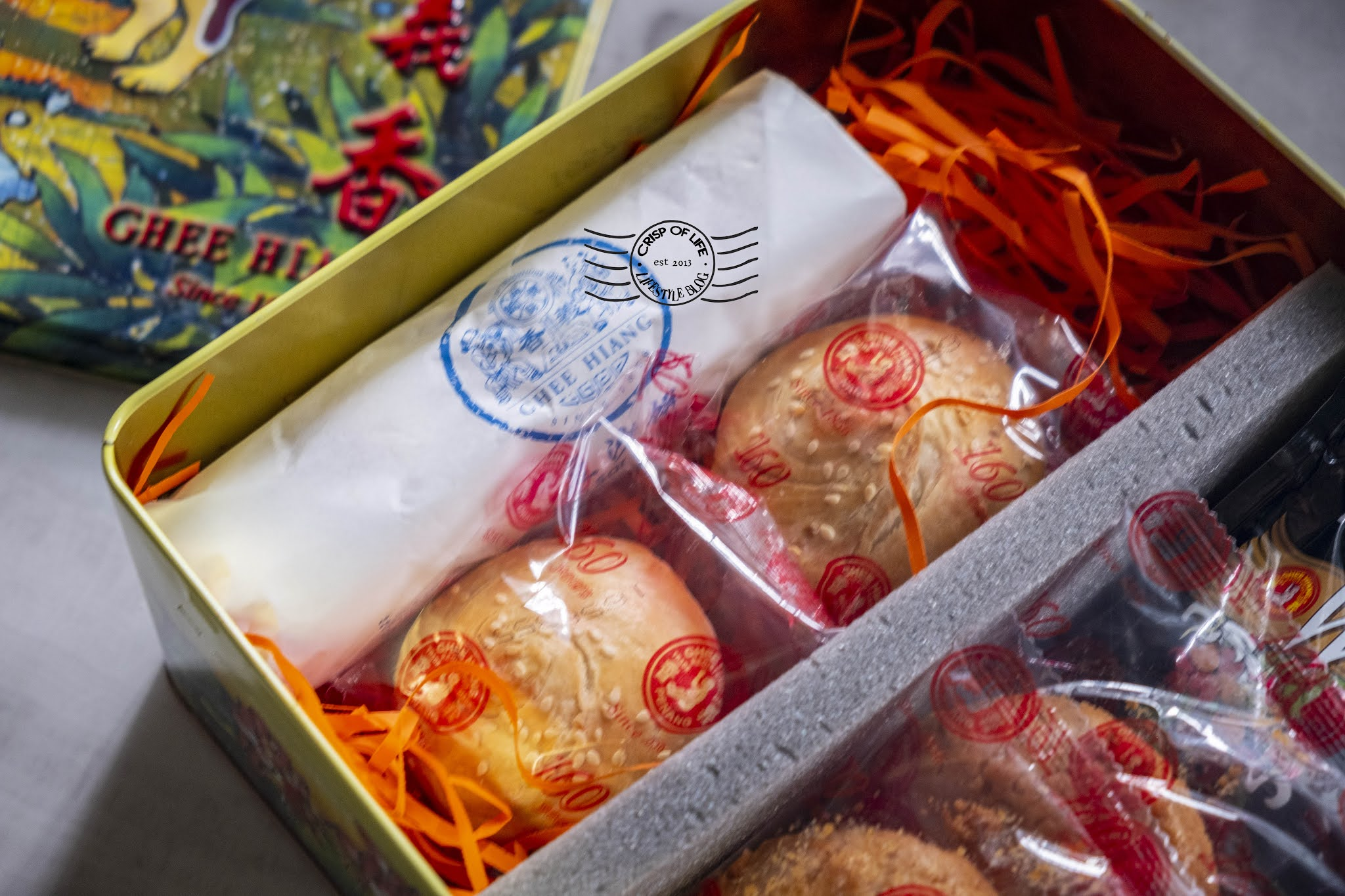 Ghee Hiang Special Gift Set - TAKE 5 Delivery