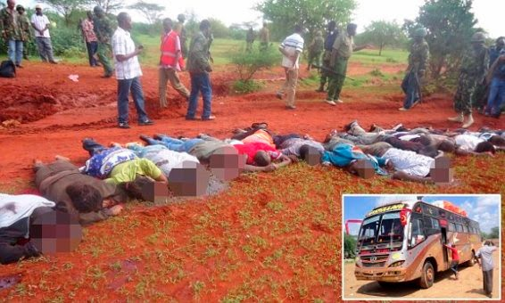 shebab killed christians kenya
