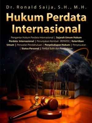 buku hukum perdata internasional