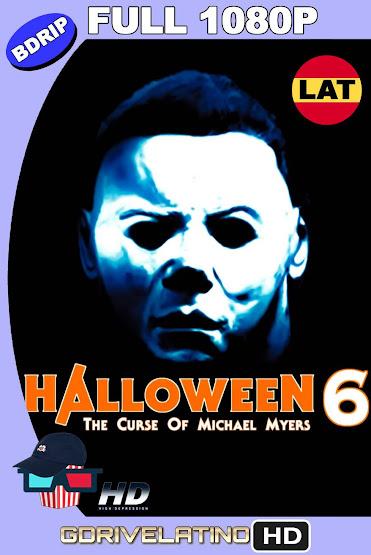 Halloween 6: La Maldición de Michael Myers (1995) BDRip 1080p Latino-Ingles MKV