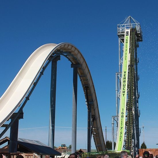 #5. Schlitterbarn Water Park in Kansas City - The World's 25 Scariest Waterslides… I'm Surprised #6 Is Even Legal.