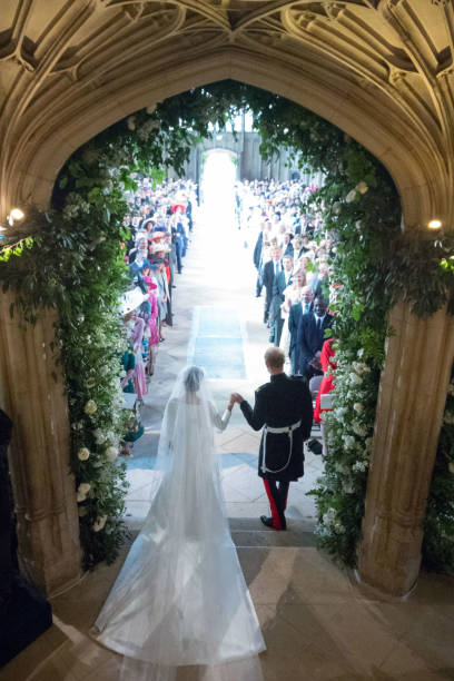 Royal Family Around the World: The Wedding of Britain\'s Prince Harry ...
