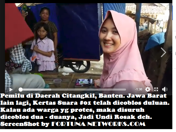 """KEMANA #KPU DAN #BAWASLU? """"Membiarkan Regim Kubu Merah Melakukan Cara Barbar Untuk Mengkhianati Demokrasi Bangsa Indonesia Ini"""""""