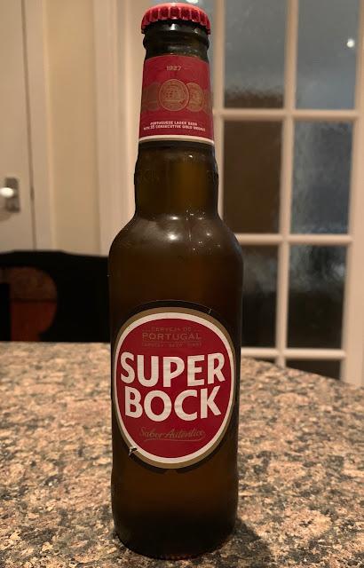 Super Bock Beer (Portugal)