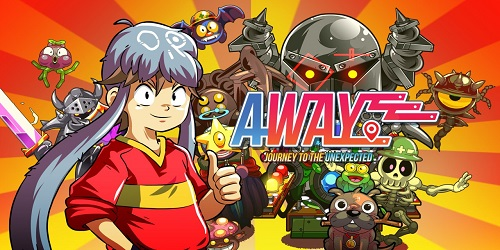 Away Journey to the Unexpected Review