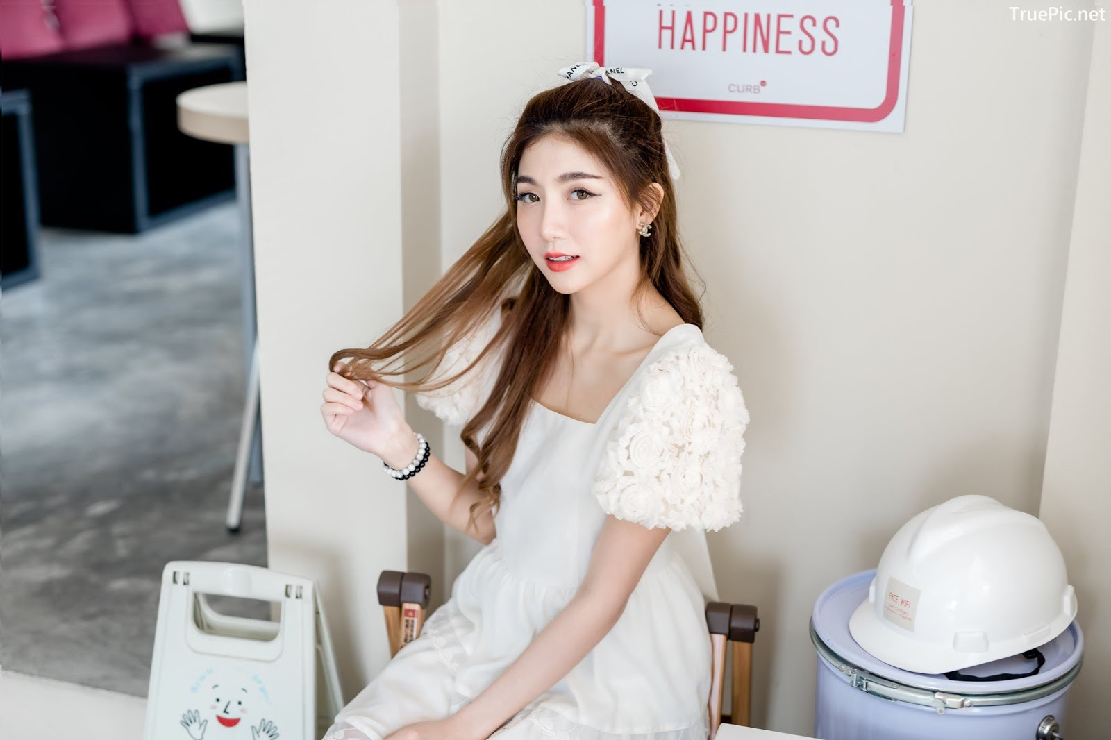 Image Thailand Model - Sasi Ngiunwan - Barbie Doll Smile - TruePic.net - Picture-6