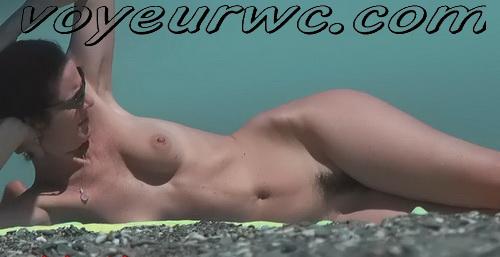 JT Nude Beach 037-061 (Tempting women sunbathing in a nude beach video)