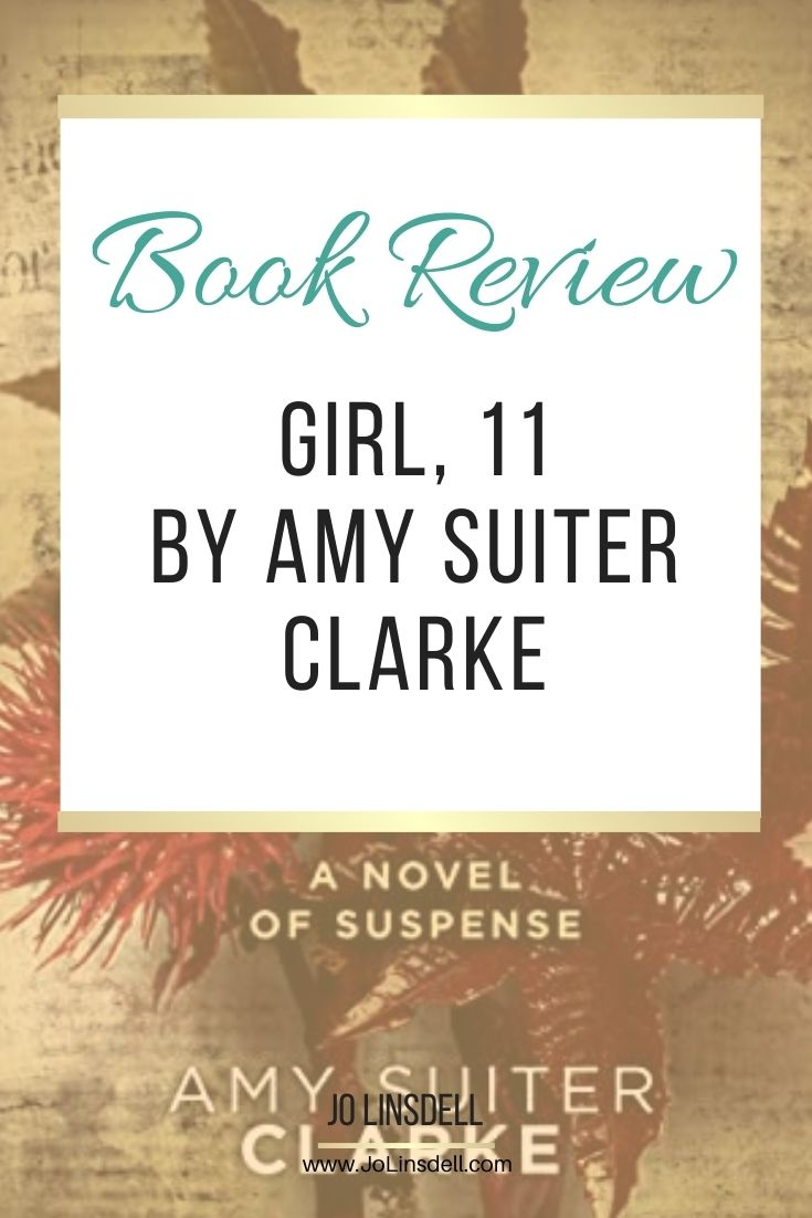 Book Review Girl, 11 by Amy Suiter Clarke