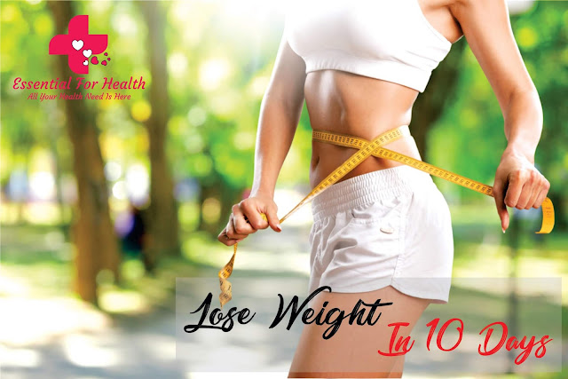 Lose Weight in 10 Days