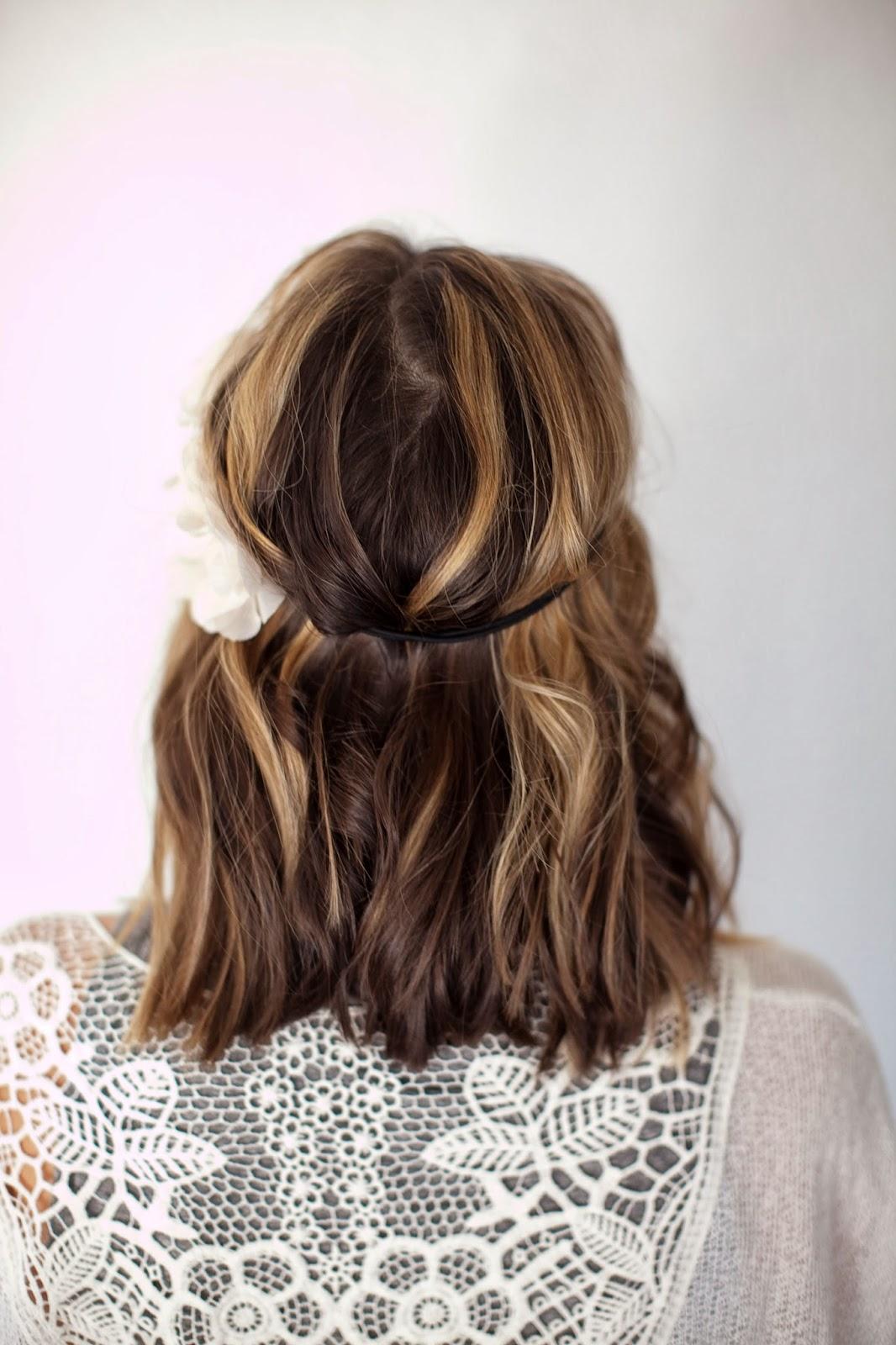 Tessa Rayanne Three Diy Bridal Hair Tutorials