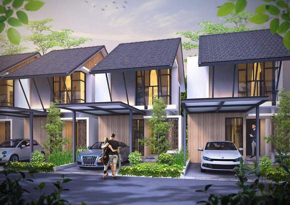 Klaster Mahakam Jakarta Garden City