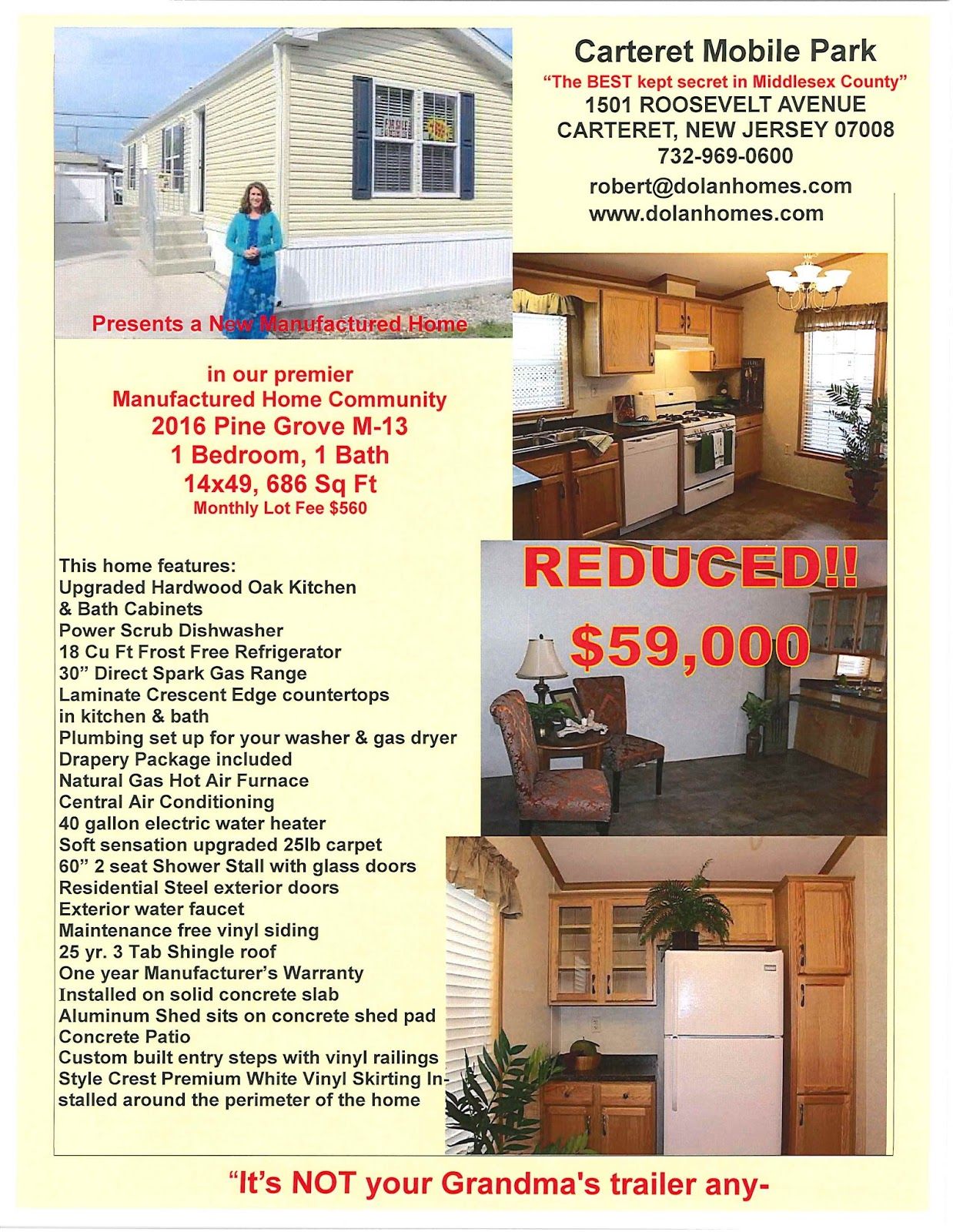 My Home In Edison Sold 1 Bedroom 1 Bath 686 Sq Ft New