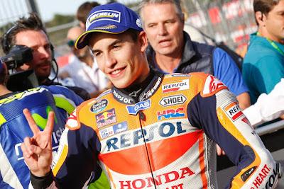 Marquez: Lorenzo Cepat, Tapi Masih Bisa Saya Kejar