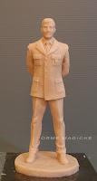 Statuina personalizzata uomo in divisa
