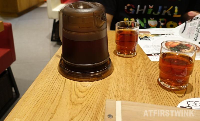 ippudo ramen restaurant jug rooibos tea South Africa free