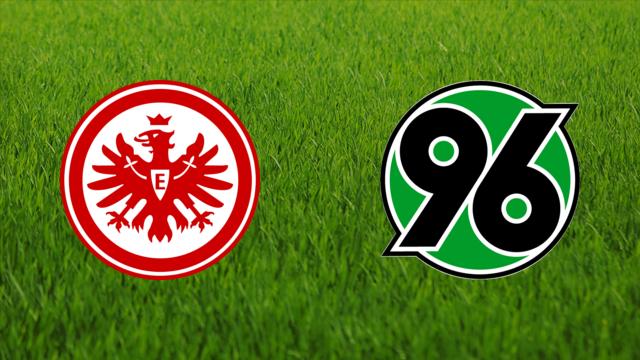 Eintracht Frankfurt vs Hannover 96 - Video Highlights & Full Match