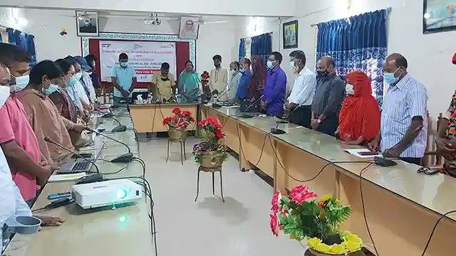 ইসলামপুর উপজেলা দুর্যোগ ব্যবস্থাপনা কমিটির সভা অনুষ্ঠিত