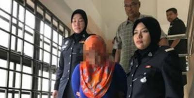 Wanita Ini Divonis 150tahun Penjara Karena Tega Jual Putrinya Usia 10tahun ke Pria Hidung Belang