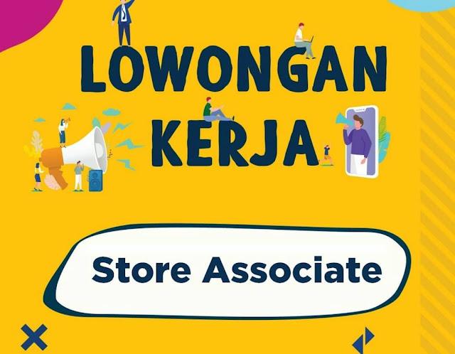 Lowongan Kerja Gramedia Posisi Store Associate